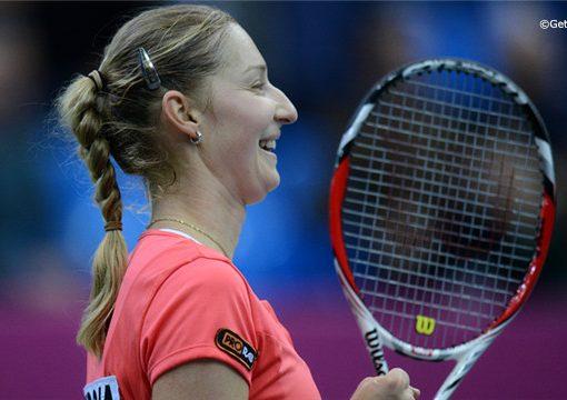 马卡洛娃重返网球启蒙之地 战联杯对抗中华台北