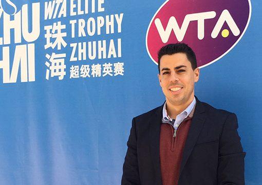珠海精英赛任命新赛事总监 有15年网球从业经验