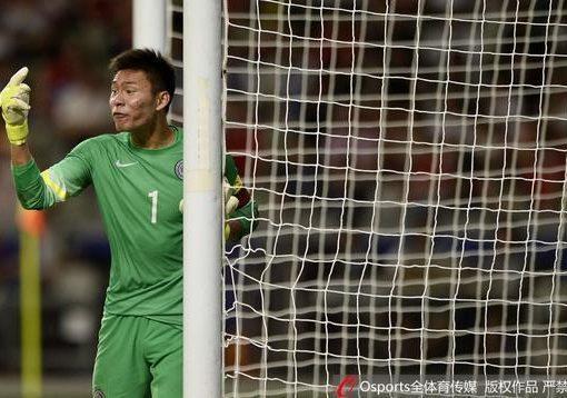 香港门将2战被灌13球遭打脸 曾扬言与中国没关系