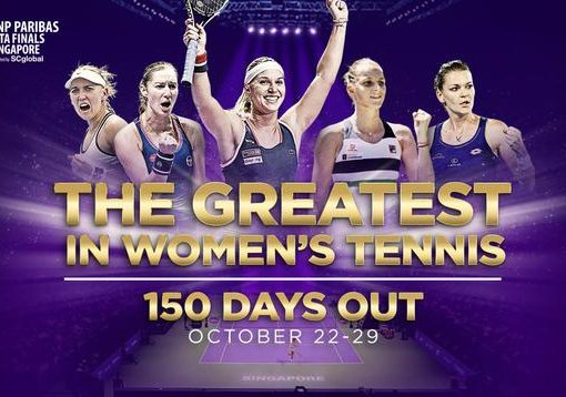 WTA总决赛倒计时150天:谁能最终进军新加坡?