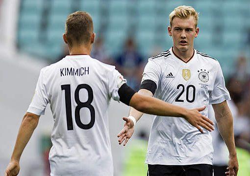 德国曾5次击败智利,基米希戈雷茨卡成核心