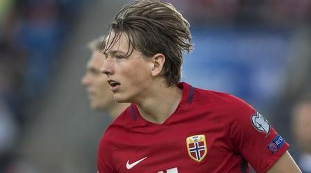 镜报:阿森纳考虑求购挪威19岁后腰新星