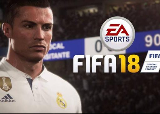 C罗出任FIFA18封面球星 顶替梅西成游戏商新宠