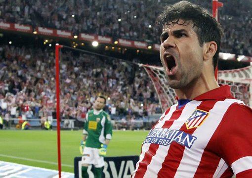 官方:马德里竞技与切尔西就科斯塔回归达成初步一致