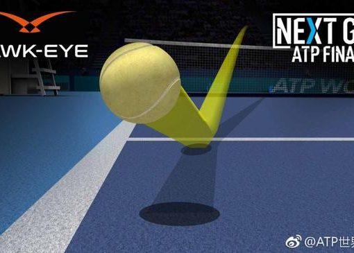 ATP新生力量总决赛再添新举措 取消线审全凭鹰眼
