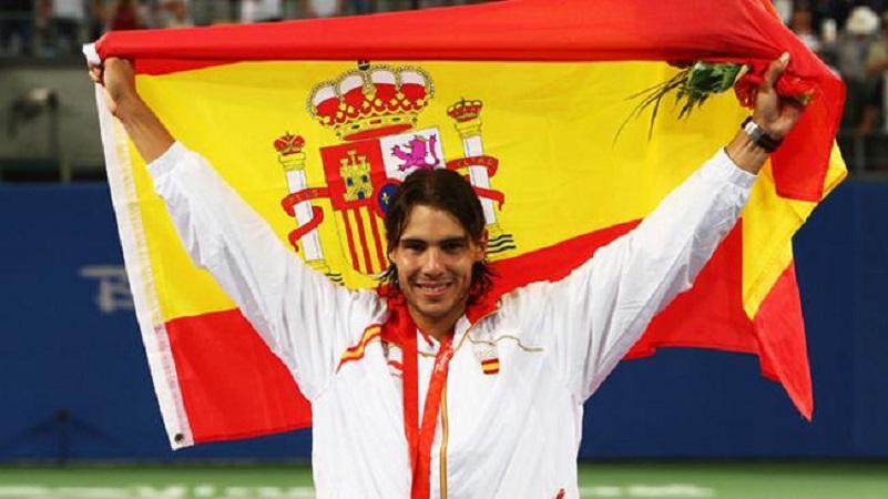 无上荣耀!纳达尔被评50年来西班牙最佳男运动员
