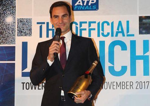 费德勒独得三项ATP年终大奖 连续15年最受欢迎