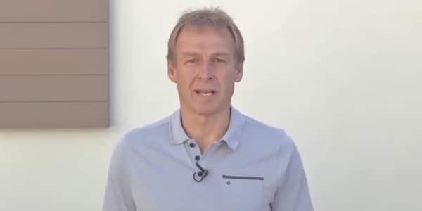 克林斯曼:相信卡瓦尼能带领巴黎在欧冠中走得更远