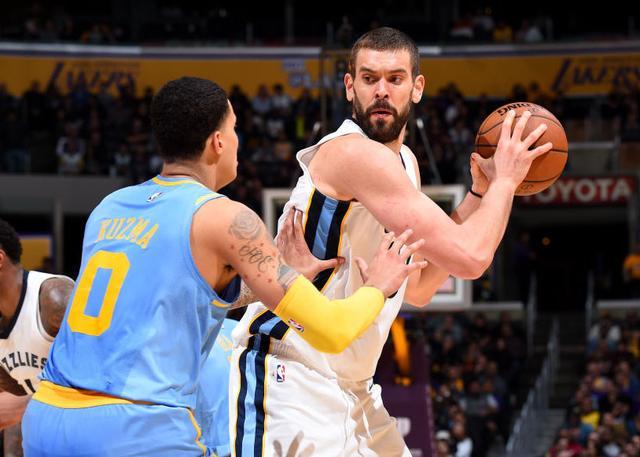 小加谈库兹玛熄火:投篮失准是NBA的一部分