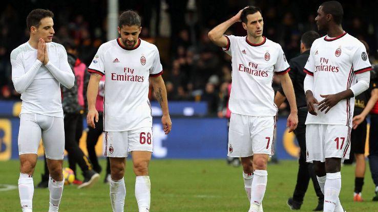 米拉贝利:米兰现在需要球迷们的全力支持