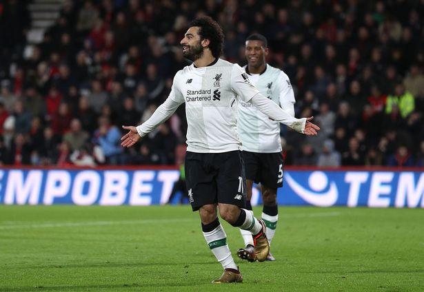 萨拉赫攻入20球,利物浦将向罗马支付130万附加条款
