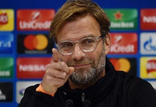 克洛普:我们必须在周中欧冠赛中全力以赴