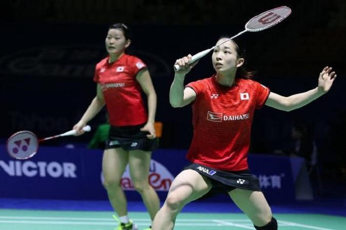 日本女双厚度已超中国 今年达成国羽女双一壮举