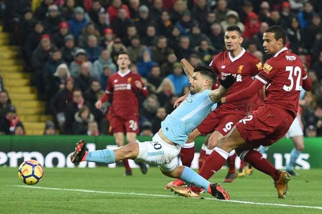 英超最强火力对决!曼城利物浦狂轰168球 史诗级表演