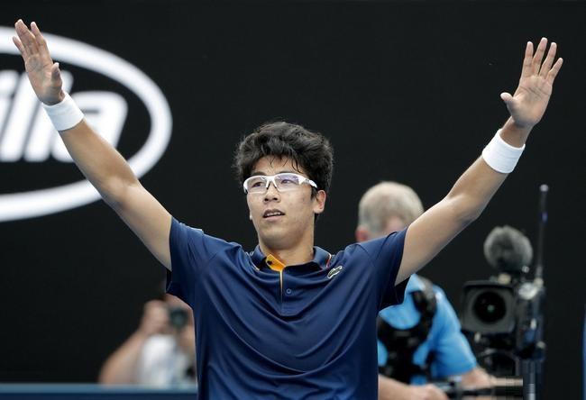 郑泫创韩国网球历史 中国男网未来路在何方?