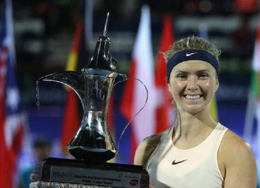迪拜赛斯维托丽娜横扫黑马 成功卫冕夺生涯第11冠