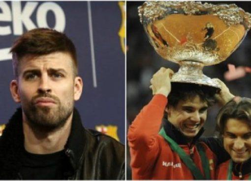 """皮克厉害了!网球戴维斯杯改制成""""世界杯"""" 他是幕后老板"""