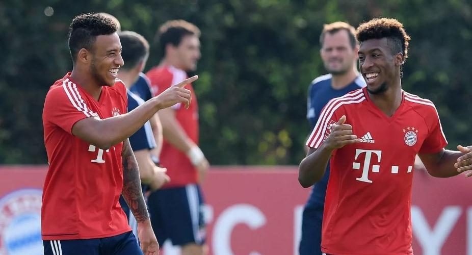 三名拜仁球员本赛季在德甲德国杯欧冠均有进球