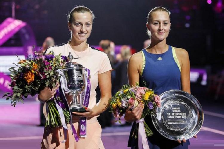 圣彼得堡赛科维托娃横扫卫冕冠军 夺生涯第21冠