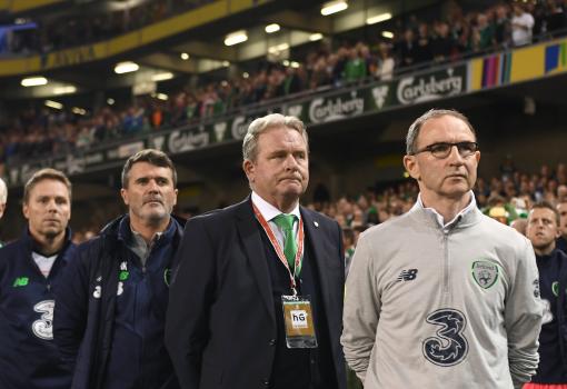 爱尔兰国家队最新一期大名单:科尔曼回归