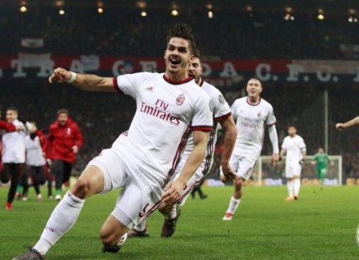绝杀!米兰1-0胜进联赛前6 席尔瓦联赛首球