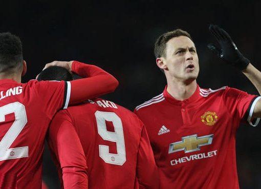 足总杯-曼联2-0胜布莱顿进4强 马蒂奇一传一射