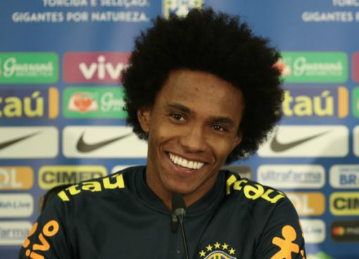威廉:今夏世界杯我会尽全力拿出更好的表现