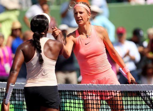 迈阿密赛美网冠军双杀阿扎 首进皇冠赛决赛
