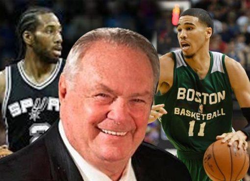 海因索恩:若塔图姆换伦纳德,我就离开波士顿