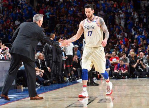 布朗:NBA季后赛经历是你能有的最好的教授