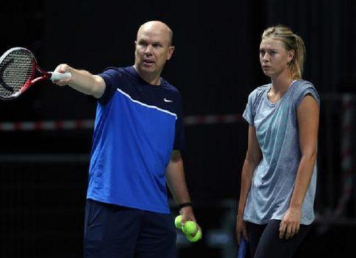 新教练人选已定?外媒曝莎娃与前教练一同训练