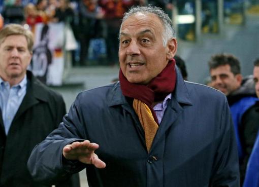 罗马主席:应相信球队能晋级决赛,罗马已展现实力