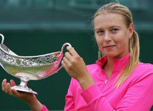 莎娃将出战伯明翰赛为温网热身 曾在05年登顶