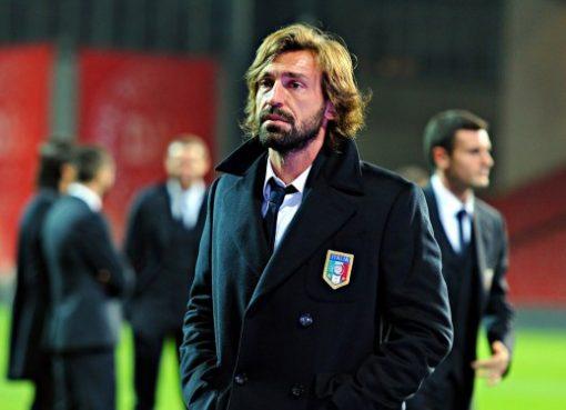 传皮尔洛可能前往意大利国家队担任曼奇尼助教