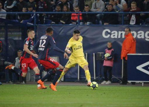 法甲-巴黎0-0闷平卡昂 埃梅里告别战难获胜利