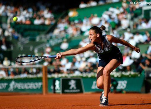 女金刚:普娃是法网夺冠热门 发球是她强大武器