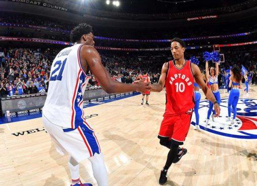 恩比德与德罗赞领衔参加第三届NBA非洲赛