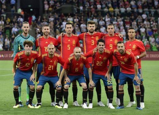 西班牙20场不败迎世界杯 平队史连续进球纪录