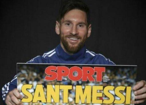 梅西:税案是来自马德里的攻击 格子是冲击欧冠的完美拼图