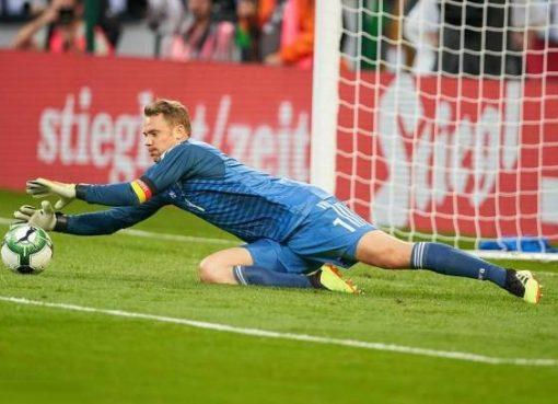 8个月等待!德国终迎头号门神 90分钟5神扑他世界杯必首发
