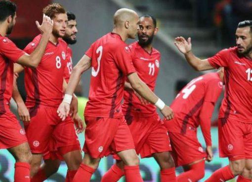 突尼斯公布世界杯23人名单 小组赛战英格兰比利时