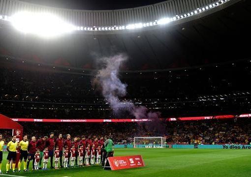 官方:西班牙内政部公布本赛季国王杯决赛处罚决定