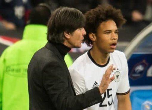 萨内再谈落选世界杯:勒夫当初给了我完美的解释