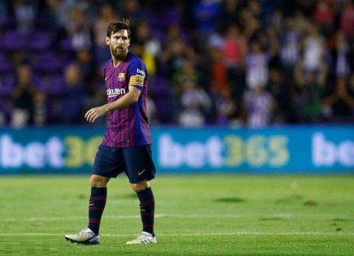 """梅西下半场""""消失""""险丢胜局 低迷表现怎么回击欧足联排名?"""