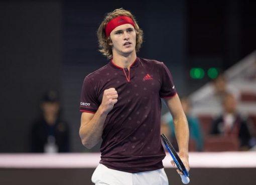 兹维列夫宣布参加2018中网 连续四年来京参赛