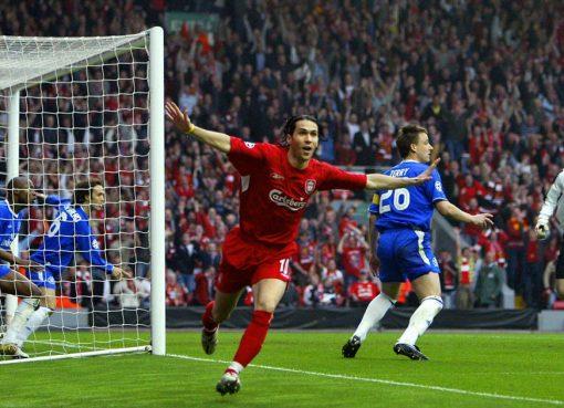 路易斯-加西亚:14年前加盟利物浦,从此我永不独行