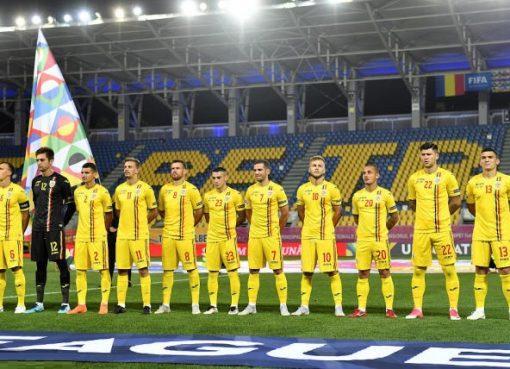 欧国联-罗马尼亚0-0平10人黑山 斯坦丘错失良机