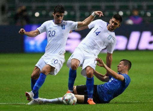 欧国联-爱沙尼亚0-1不敌希腊 福图尼斯破门制胜