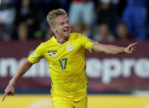 欧国联-乌克兰2-1逆转捷克 曼城球星替补献绝杀
