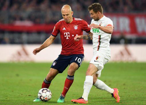 罗本:拜仁浪费了很多机会,本应赢得比赛